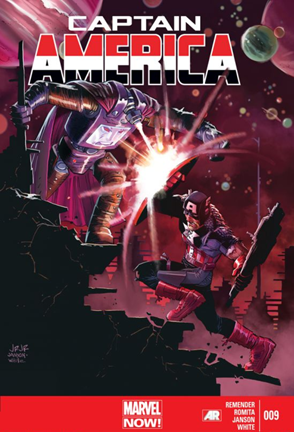 CaptainAmerica-issue9-cover