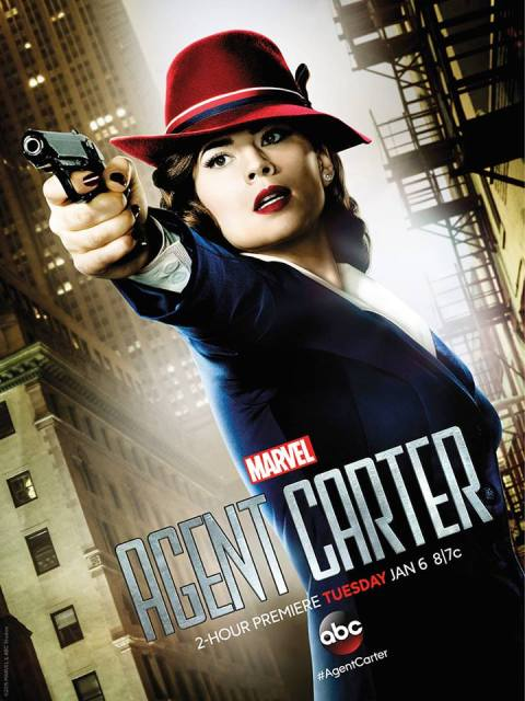 another agent carter poster to use
