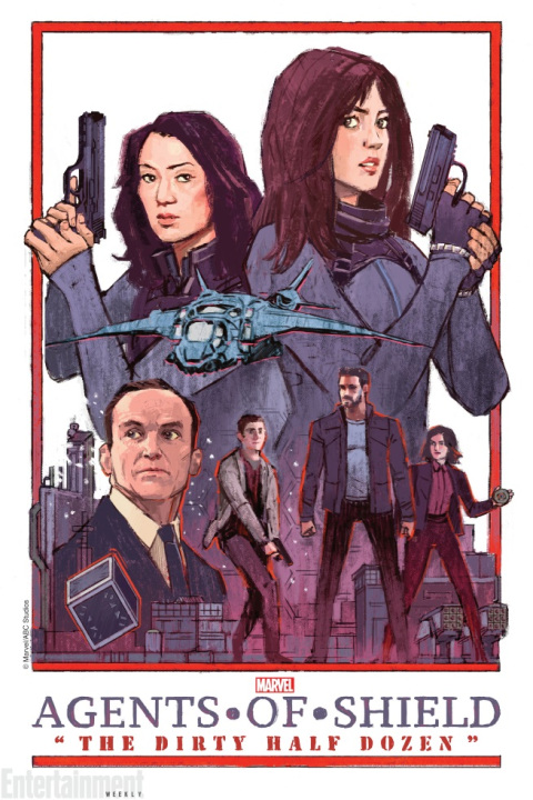 Agents of Shield ep 19 poster